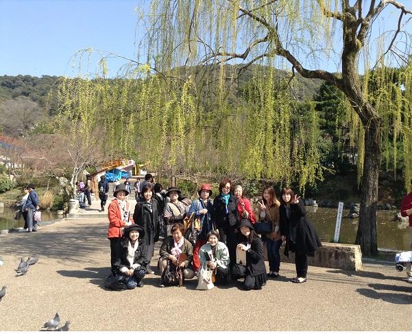 円山公園_集合